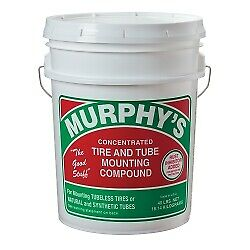 The Main Resource F1.0006 Murphy's Tire and Tube Mounting Compound 40 lb. Pail