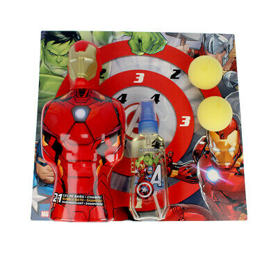 Lotes Cartoon unisex AVENGERS IRON MAN LOTE 3 pz