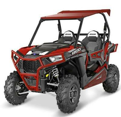 Polaris Rzr Color Protection Package - Available In Red Or White