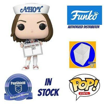 Funko Pop! TV Stranger Things - Robin w/ Pop Protector Presale