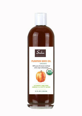 High Quality Organic Unrefined Pumpkin Seed Oil 100% Pure Natural Cold Pressed