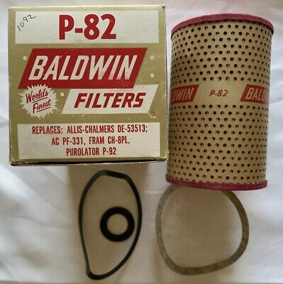 BALDWIN FILTERS P82 Oil Filter Element,Full-Flow