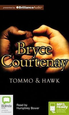 Bryce COURTENAY / TOMMO and HAWK       [ Audiobook ]
