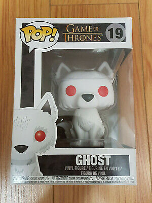 Funko Pop! Game of Thrones, Ghost #19 - Brand New!