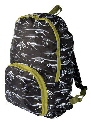 IS GIFT Fun Times Foldable Backpack - Dinosaur FREE SHIPPING