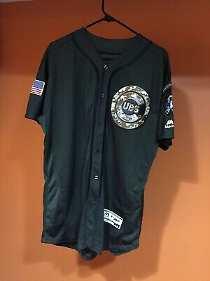 New (No Tags) Jake Arrieta Chicago Cubs Jersey #49 Majestic Men's Size 44