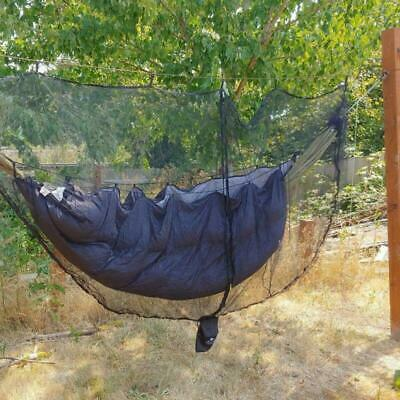New Portable Double Hammock with Mosquito Net for Outdoor Camping Traveling