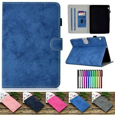 For Huawei Mediapad T3 T5 10 M6 2019 Tablet Magentic Stand Case Smart Card Cover