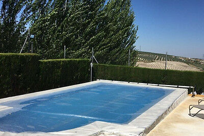 COBERTOR SOLAR PARA  PISCINA Cover On 5,40x3,90