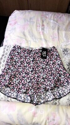New Look 915 Generation Age 13 Shorts New With Tags, Excellent Condition