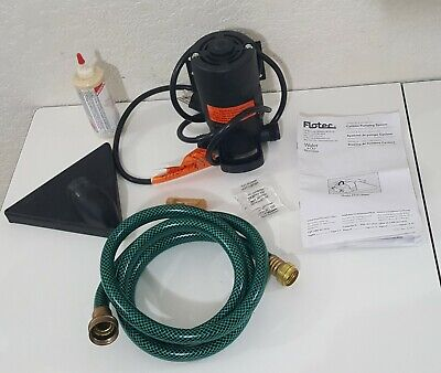 Flotec Cyclone Utility Pump In Box