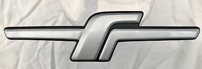 Subaru forester F Badge Emblem Jdm