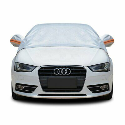 Tofern Half Size Waterproof Car Cover Top Winter Summer Car Cover - Hatchback...