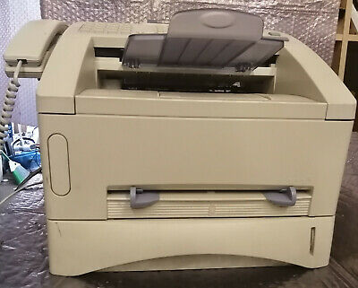 Brother Intellifax 4100 Business Class Laser Fax MachineW/ Power & USB cables