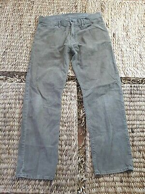 Gap Authentic 33x30 1969 Camel Brown Corduroy Jeans