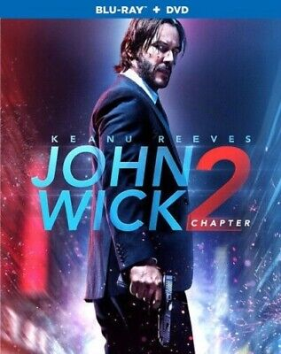 John Wick: Chapter 2 - On Blu-ray Disc and DVD