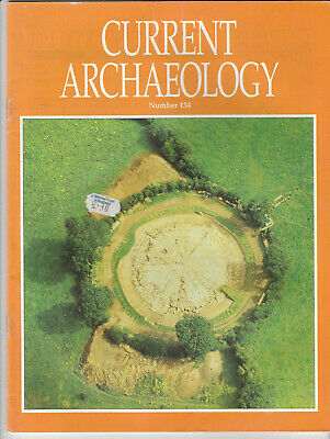 CURRENT ARCHAEOLOGY Magazine May 1993