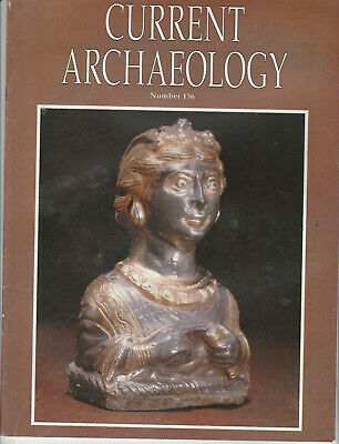 CURRENT ARCHAEOLOGY Magazine October 1993