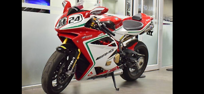 MV Agusta: #24 of 250 2015 MVAgusta F4 RC Reparto Corse limited edition low milages 372 miles