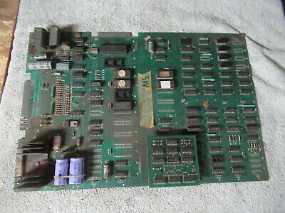 MS PACMAN PAC MAN  untested missing parts ARCADE VIDEO GAME PCB BOARD JAMMA Cp-2