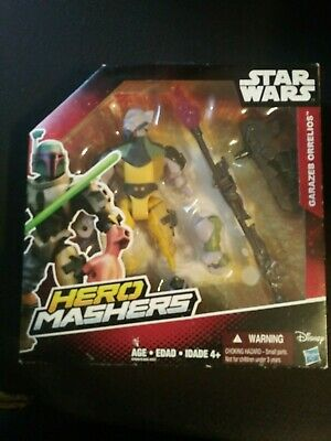 Star Wars Hero Mashers Rebels Garazeb Orrelios NEW IN BOX #sdec15-295