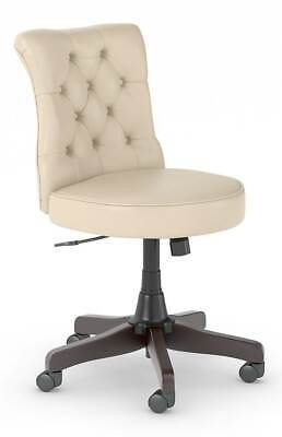 Mid Back Occasional Chair in Antique White [ID 3842170]