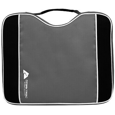 Family Pack Of Portable Stadium Padded Cushion Seats For Football Games 4 Seats