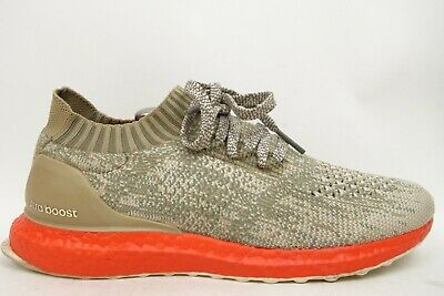 low priced bb1b4 c194d ADIDAS ULTRA BOOST Uncaged Trace Cargo Running Shoes S82064 Men Size 9 1/2