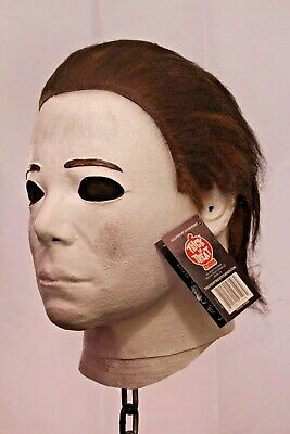 Michael Myers Halloween 4 Mask The Return of Michael Myers Trick or Treat Studio