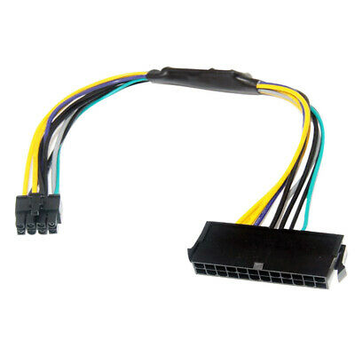AU ATX 24pin to 8pin Power Supply Cable for DELL Optiplex 3020 7020 9020 T1700