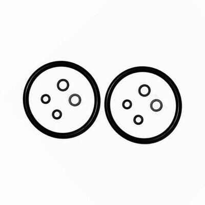 Washer O-rings Beer Soda Accessory Equipment 2 Sets Replacement Gasket