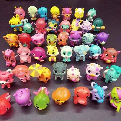 Random 10pc Hatchimals Colleggtibles Crystal Glitter mini animal lot different