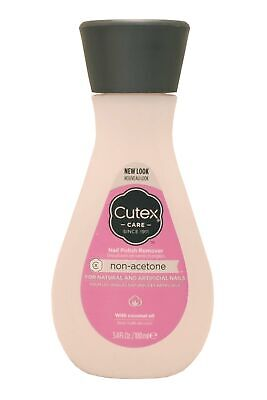 Cutex Nail Polish Remover Non Acetone 100ml with Coconut Oil