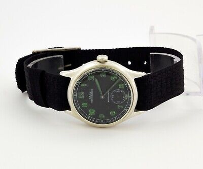 Rare military wristwatch German Army GALA DH (Deutsches Heer) of period WWII