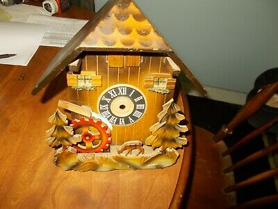 Cuckoo Clock Musical Case