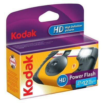 10 PCS of Kodak 35mm One-Time-Use Disposable Camera ISO-800 w/ Flash - 39EXPs