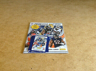 Nfl 2019 Sticker Starter Pack American Football Nfl Stickers Album Trading Cards