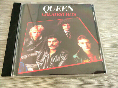 Queen – Greatest Hits  0777 7 89504 2 4  UK CD E447-37