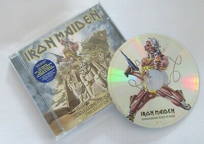 """♪♪ IRON MAIDEN """"Somewhere back in time - The best of"""" Album CD (EU press) ♪♪"""