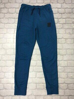Nike Mens Uk M Air Max Pants Joggers Teal Blue Turquoise Sweatpants J