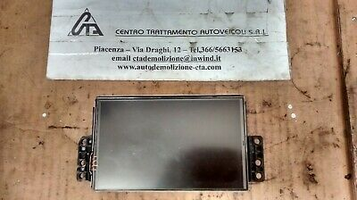 Display Touchscreen Citroen C3 '15 codice 9816246080-00