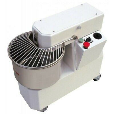 Kneading Spiral 12 kg - 17 Liters with Head Fixed
