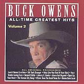 NEW - All Time Greatest Hits, Vol. 02 by Buck Owens