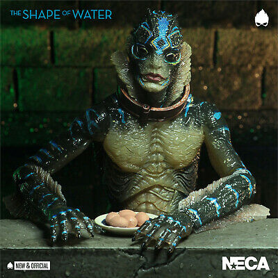 """NECA Amphibian Man The Shape of Water (Del Toro) 7"""" [Pre-Order] •NEW & OFFICIAL•"""