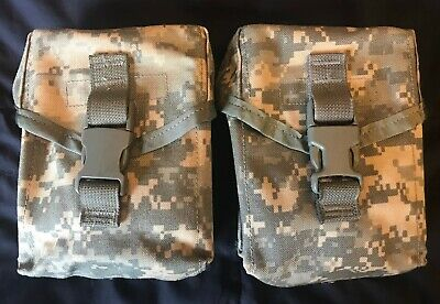US Military Digital Camo  IFAK Pouches (2 pack) or More