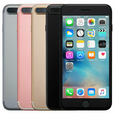 Apple iPhone 7 32GB, 128GB, 256GB, AT&T Locked, 4G LTE IOS Smartphone