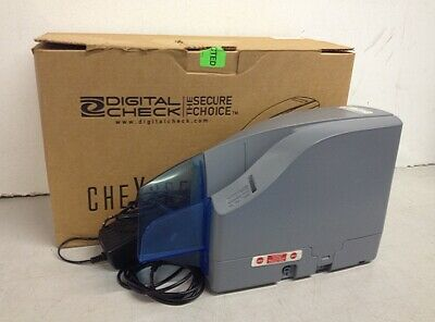 Digital Check CheXpress 30 Check Scanner
