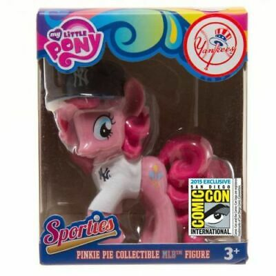 Official My Little Pony MLB Sporties Pinkie Pie NY Yankees Comic Con Exclusive