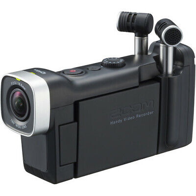 Zoom Q4n Handy Video Recorder-AUTHORIZED SELLER