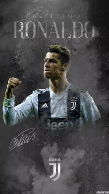 Cristiano Ronaldo CR7 Football Star Art Wall Poster 40x24 inch CR01